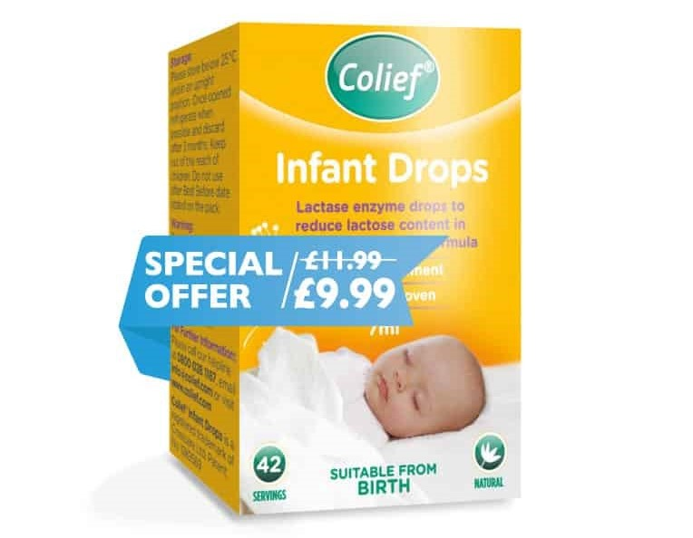 Colief Infant Drops for Colic