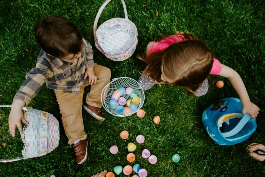 5 Eggs-Tra Fun Activities To Keep Your Little Ones Entertained This Easter
