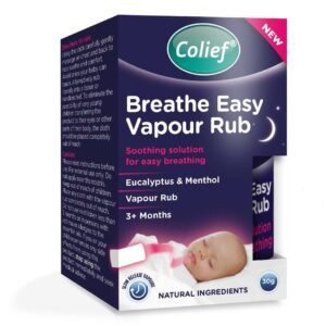 Breathe Easy Vapour Rub for Colds